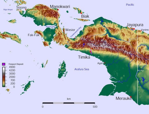 Papua-Baliem valley