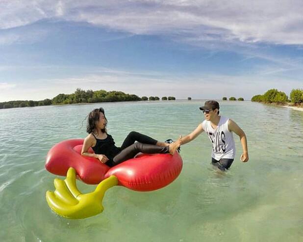 Trip Ke Pulau Pari Paket 2d1n Dan Paket 3d1n Backpacker Indonesia