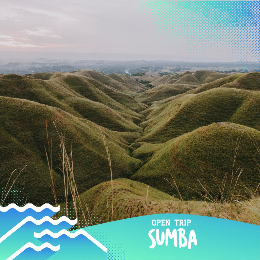 Paket Wisata Sumba Open Trip 4d3n Backpacker Indonesia