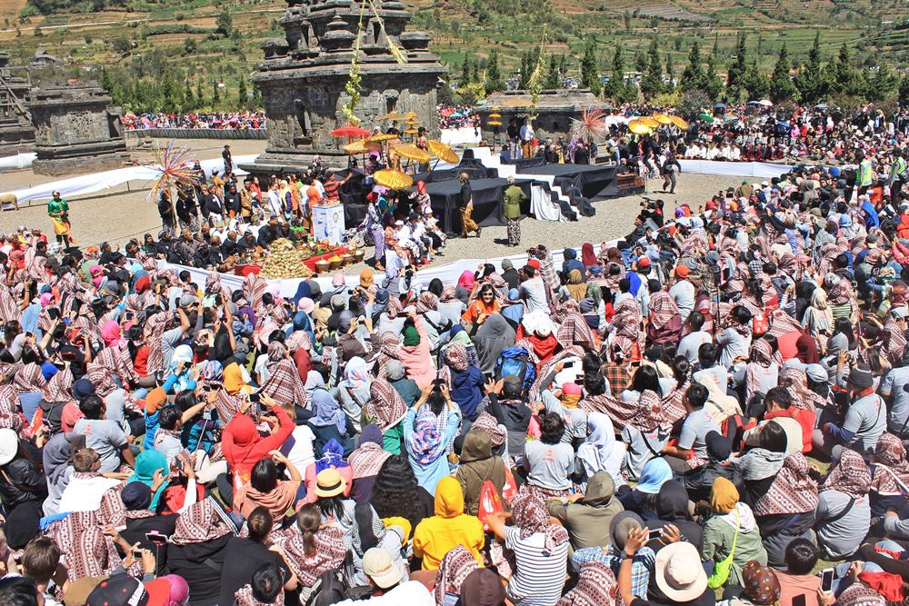 Dieng Culture Festival Dcf 2019 Backpacker Indonesia